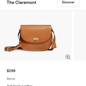 Claremont bag - Lo and Sons